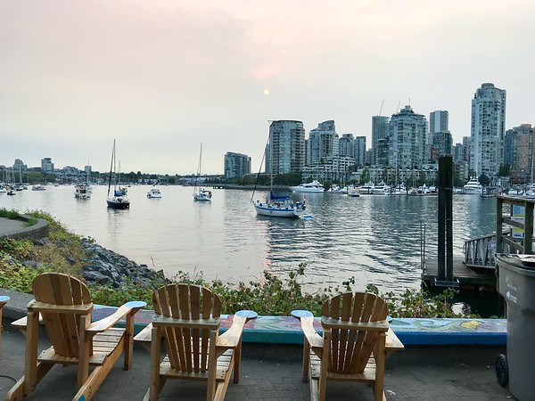 Vancouver Under the Fires 2018