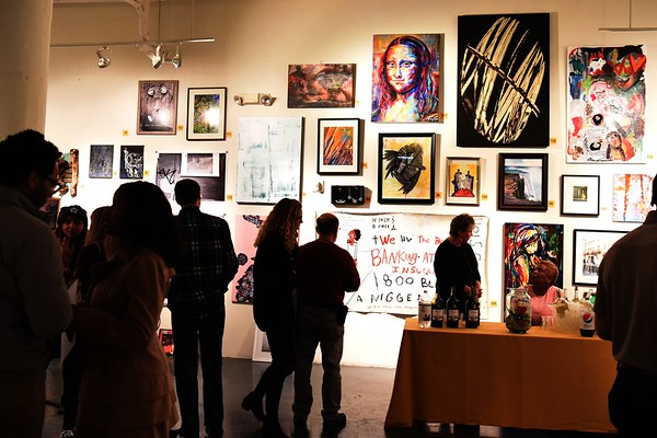 Open Studio Hartford 2017 After Party Reception
