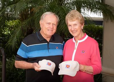 Jack & Barbara Hat Photo Proofs