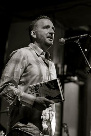 George Pelecanos book reading
