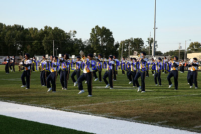 2014 Blue Pride Marching Band