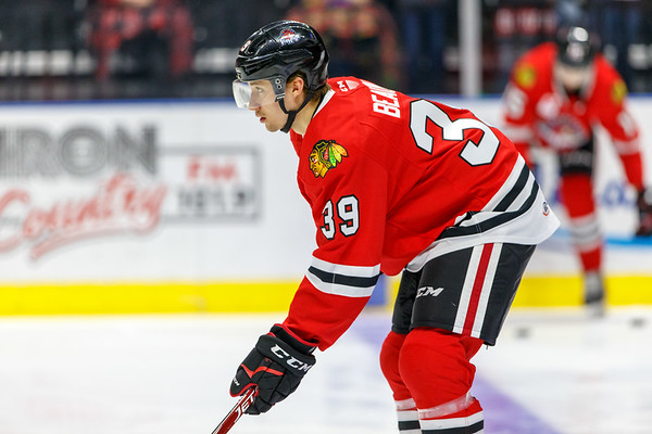 2020-03-06 - IceHogs vs. Griffins