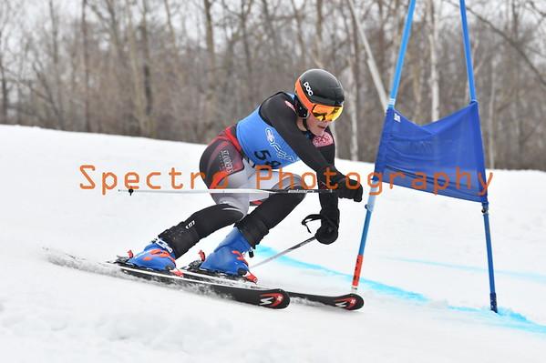 OFSAA Alpine 2020 - High School GS - Boys