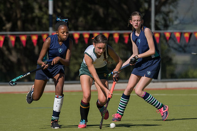 2018/08/03 u16B Gim vs Paarl Girls High Girls