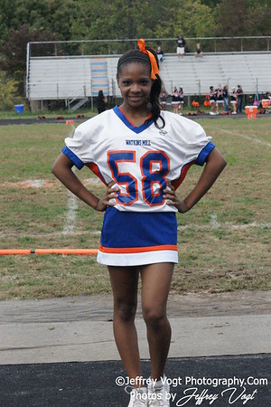 09-28-2012 Watkins Mill HS Cheerleading and Poms, Photos by Jeffrey Vogt Photography