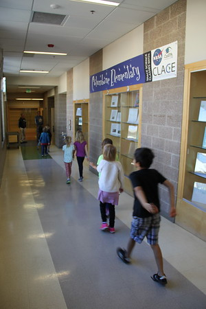 Green Star School - Columbine Elementary