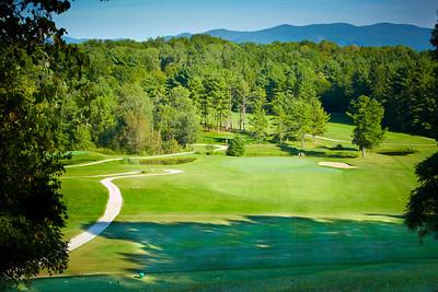 Ralph Myhre Golf Course 2018