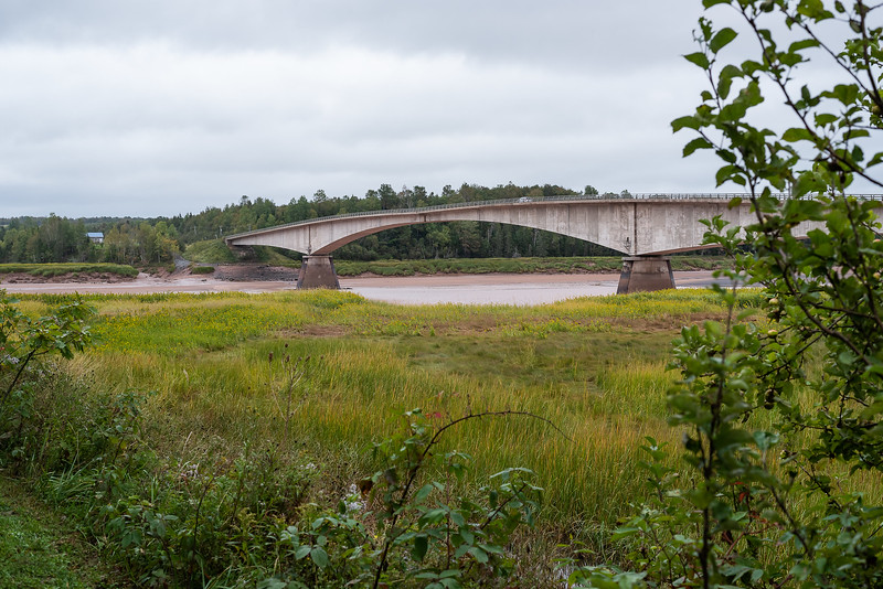 Shubenacadie River, South Maitland