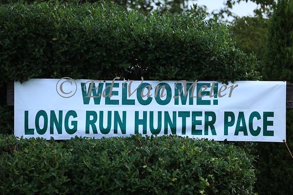 Long Run Hunter Pace 2020
