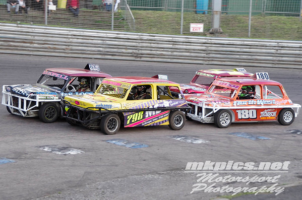 National Ministox, Birmingham 12 Aug