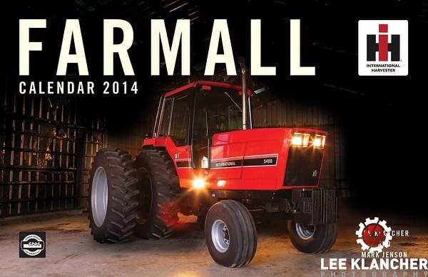 Farmall Calendar 2014