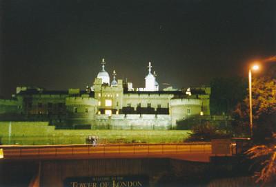London October 1998