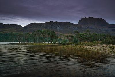 Loch Maree, Highlands, Scotland.