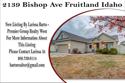 2139 Bishop Ave Fruitland Idaho - Larissa Barto
