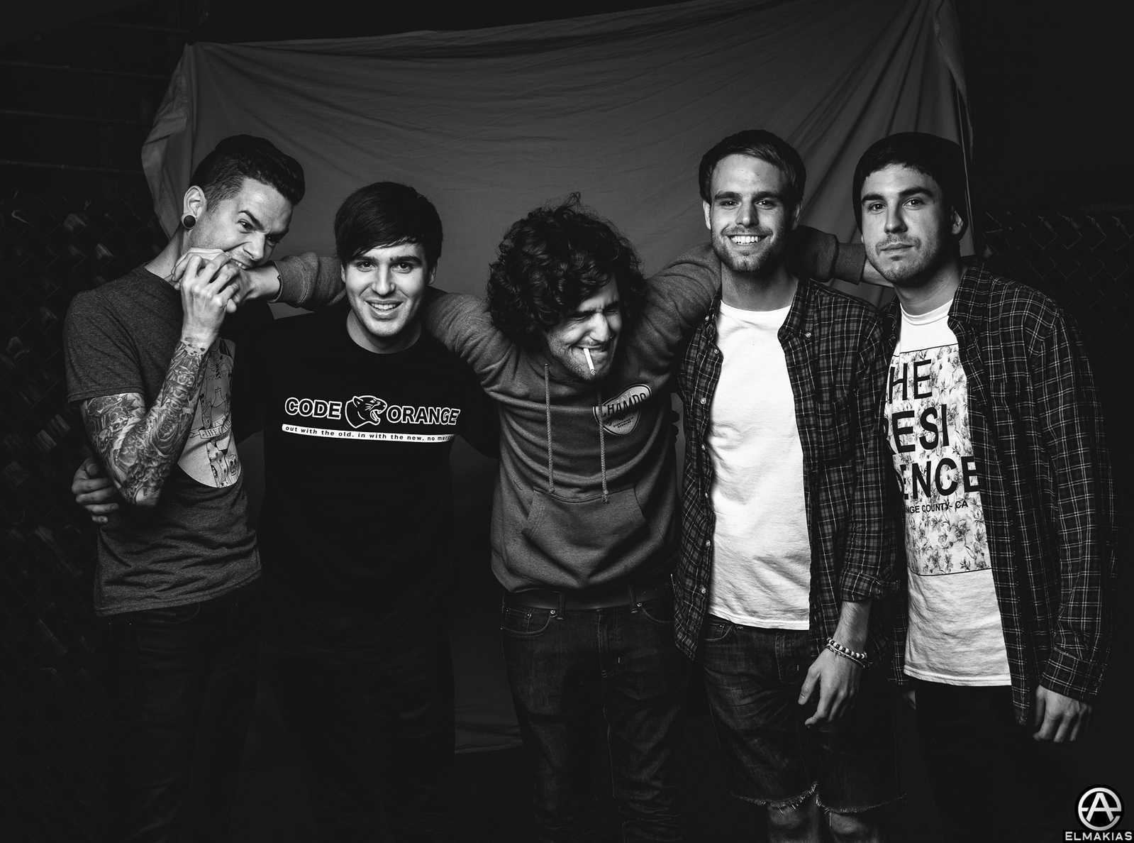 photograph of Real Friends by Adam Elmakias