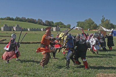 Pennsic XLI - Monday