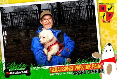 2013.12.14 Renaissance Park Dog Park Grand Opening