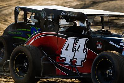 Dwarf Car Races 7/25/08