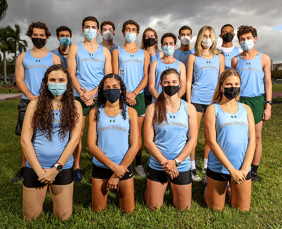 Ransom Everglades Track and Field Senior Day Photo Shoot