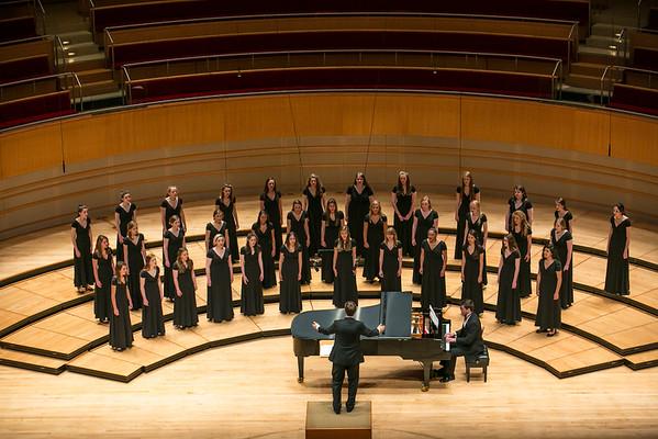 3. St. Teresa's Academy Singers