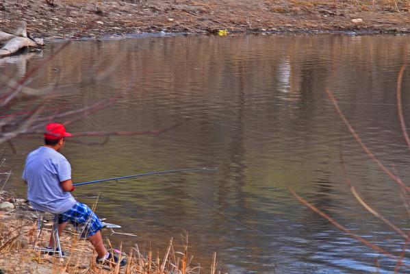 Herrick Lake Warrenville April 2013