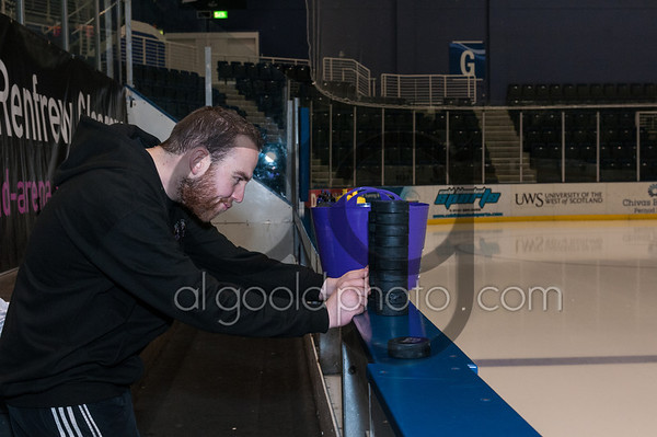 Braehead Clan v Hull Stingrays 11 January 2014