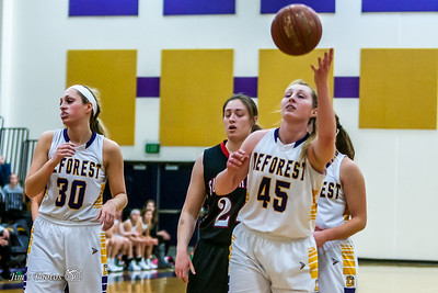 HS Sports - DeForest Girls Basketball [d] Dec 30, 2015