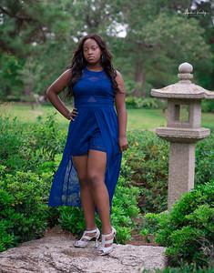 T'eRicka Davenport Grad Shoot