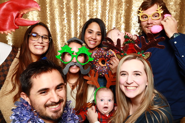 December 6, 2019 at Cargill's Holiday Party