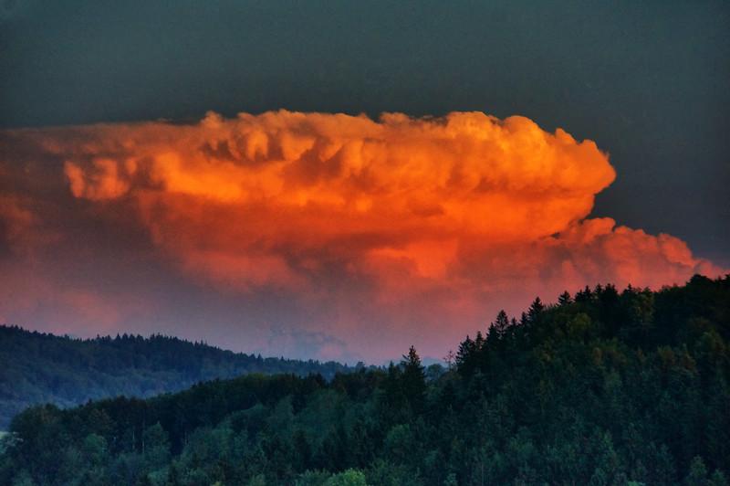 Gewitter | Thunderstorm, Tessin | Ticino
