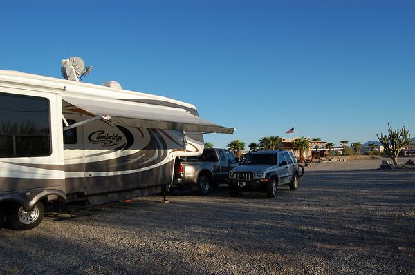 Journal Site 128: Lake Havasu City, AZ - Sept. 25, 2009