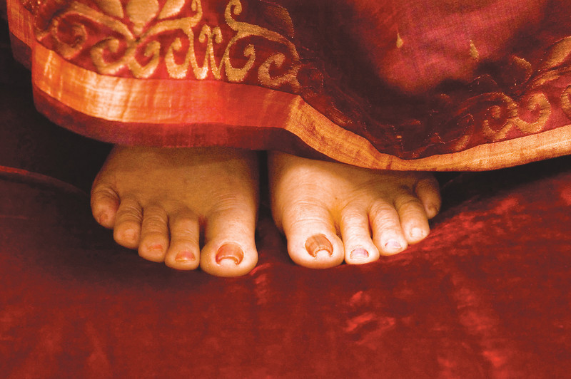 Sahasrara Puja, 8 May 2006, Chalfont St. Peter UK
