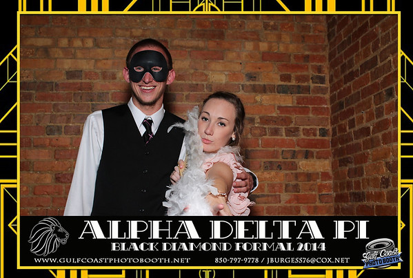 Alpha Delta Pi Formal