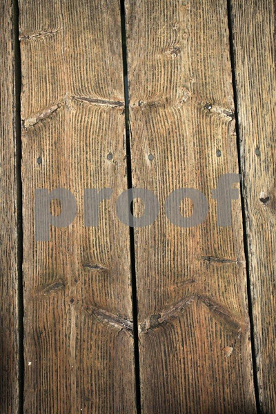 A boardwalk show bookmatched knots means that these boards where sawed from the same tree and then planed, dried, treated and installed without being mixed with other boards.