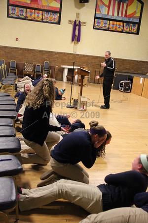 fr. romke vocations presentation to grades 6-8 . 4.12.16