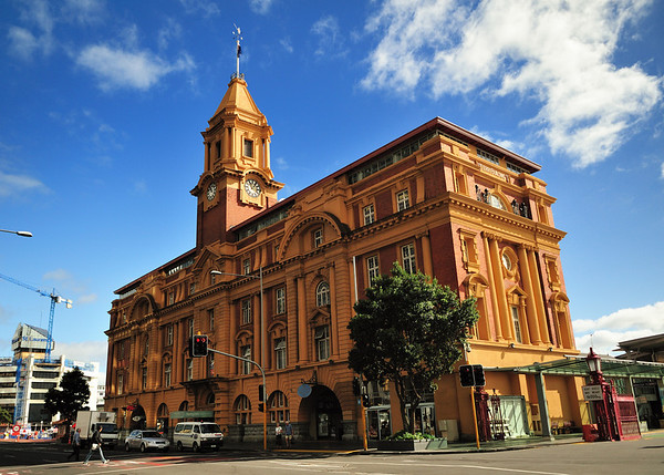 Honeymoon - Auckland