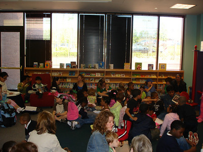 Spring Break: St. Patricks Day with Bailey School Kids 2009