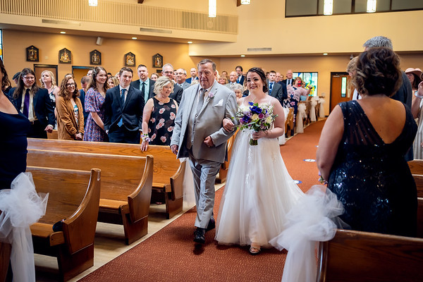 Emily and Tim - Ceremony and Family Formals