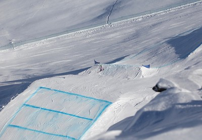 Dec 5, 2017 - Val Thorens Audi FIS Cross Alps Tour