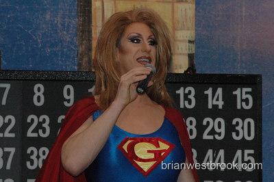 Superhero Gay Bingo - January 2007