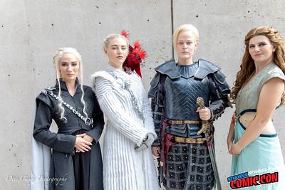 NY Comic Con 2018 Sunday Gallery II