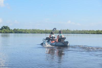9AM Mangrove Tunnel Kayak Tour - Werkowitch & Ingalls
