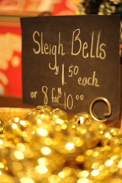 Bells at Vermont County Store