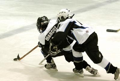 January 3, 2008 vs McCoumb