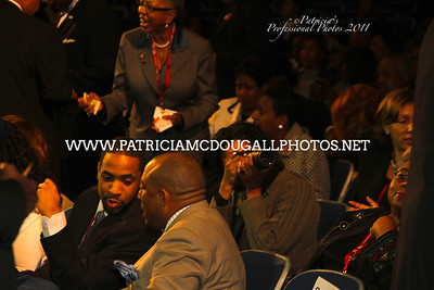 The State of Black America 2011 Town Hall Meeting -HU