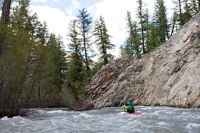052717 Goat Creek to Lake Creek