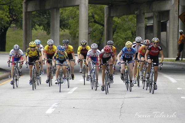 Houston Grand Criterium, May 14, 2006 - Women
