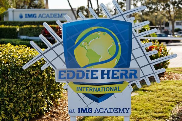 Eddie Herr at IMG academy 2012