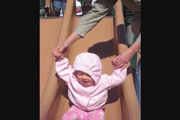 Emily on Slide.wmv