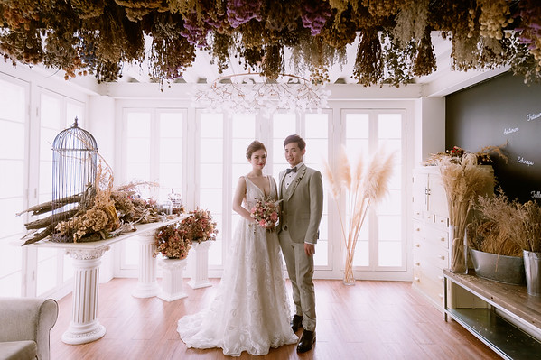 VICTOR+CHIAO PRE-WEDDING